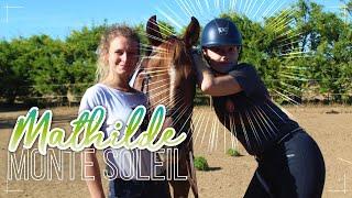 UNE NOUVELLE CAVALIÈRE POUR SOLEIL ? ─ ft. Mathilde & Sligo