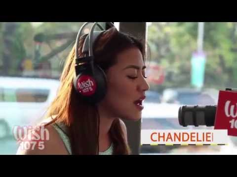 Chandelier (Sia) Acoustic Cover by Lee Robles and Morissette Amon