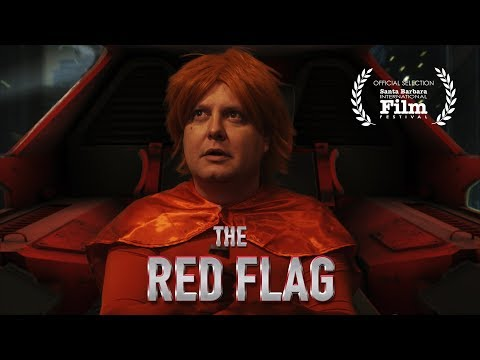 the red flag comedy dating show