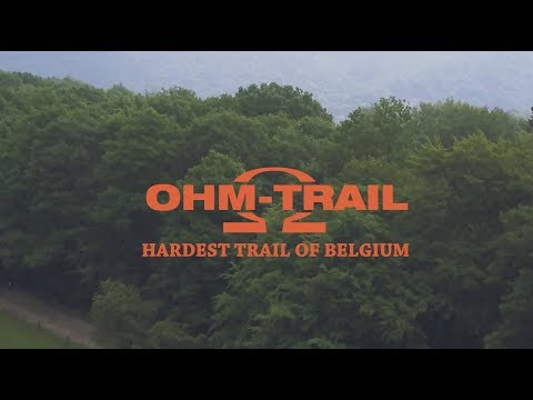 Ohm Trail 2017, Hardest Trail of Belgium
