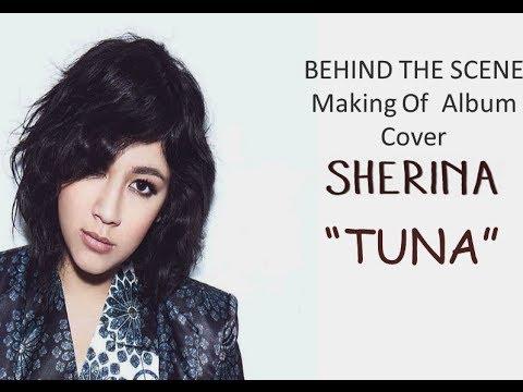 Sherina Munaf ''Behind The Scene Photoshoot Album Cover TUNA''