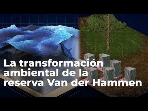La transformación ambiental de la reserva Van der Hammen