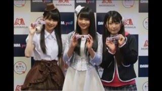 SUPER☆GiRLSの渡邉幸愛が、3月24日、森永製菓の「おかしプリント」公式P...