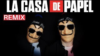 La casa de papel - my life is going on / bella ciao (french fuse remix)