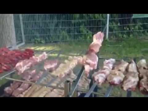 5 Fleischsorten - Rodizio für Zuhause Catering Hamburg - Rent a Brasileiro