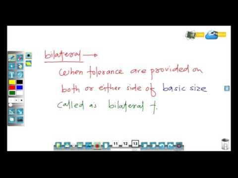 Limits, Fits & Tolerances Metrology