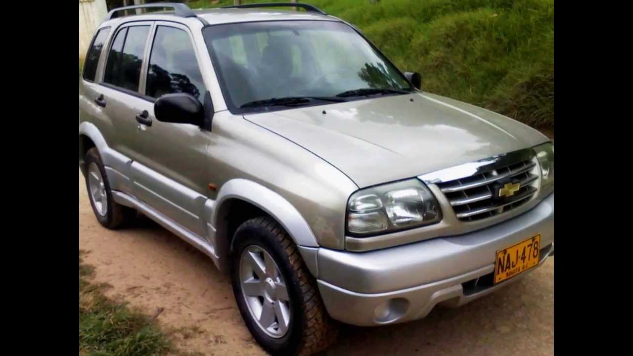 Chevrolet Grand Vitara En Venta Youtube