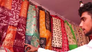 Nampally Exhibition 2019 | Lenin Saree, Dresses And Many | With Price And Discount Details
