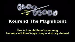 Old Runescape Soundtrack: Kourend The Magnificent (MIDI Download)