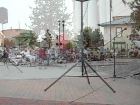 1st Fridays Blue Grass Jam in Hendersonville, North Carolina