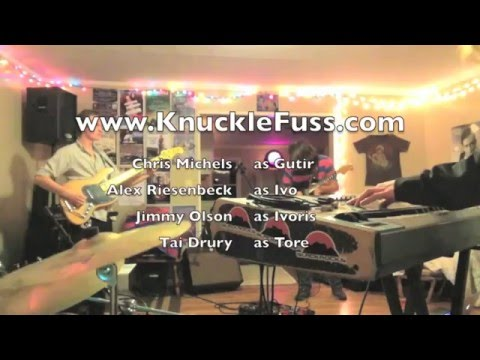 Knuckle Fuss plays Cauldron (Take One)