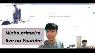 Baixar Minha primeira live no Youtube (Por/Eng Sub)_Kor Speaking