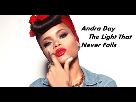Andra Day -  The Light That Never Fails (  Letra )