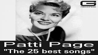 """Patti Page """"The 25 best songs"""" GR 031 / 17 (Full Album)"""