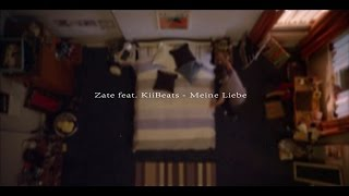 Zate Feat KiiBeats - Meine Liebe [Beat by Jack Center]