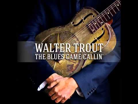 WALTER TROUT - THE BOTTOM OF THE RIVER