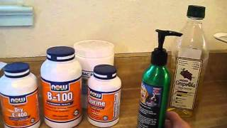 12 01 30 How I feed and prepare raw cat food