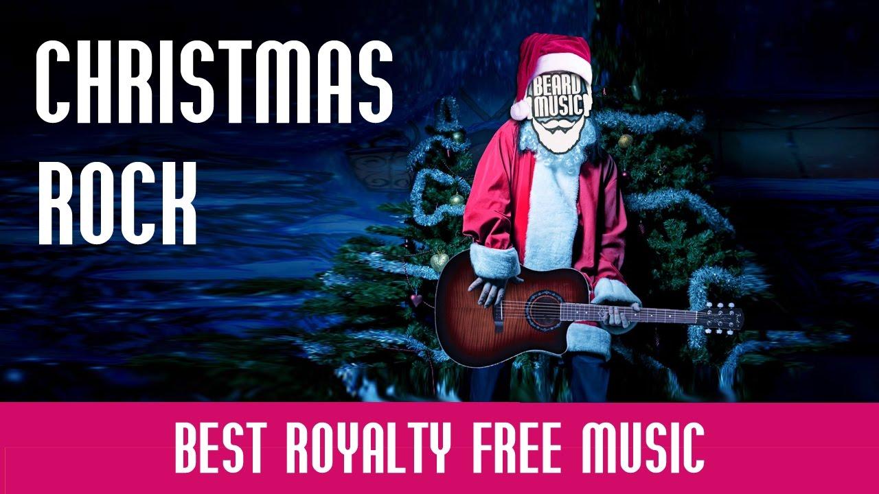 Royalty Free Music - CHRISTMAS ROCK - YouTube