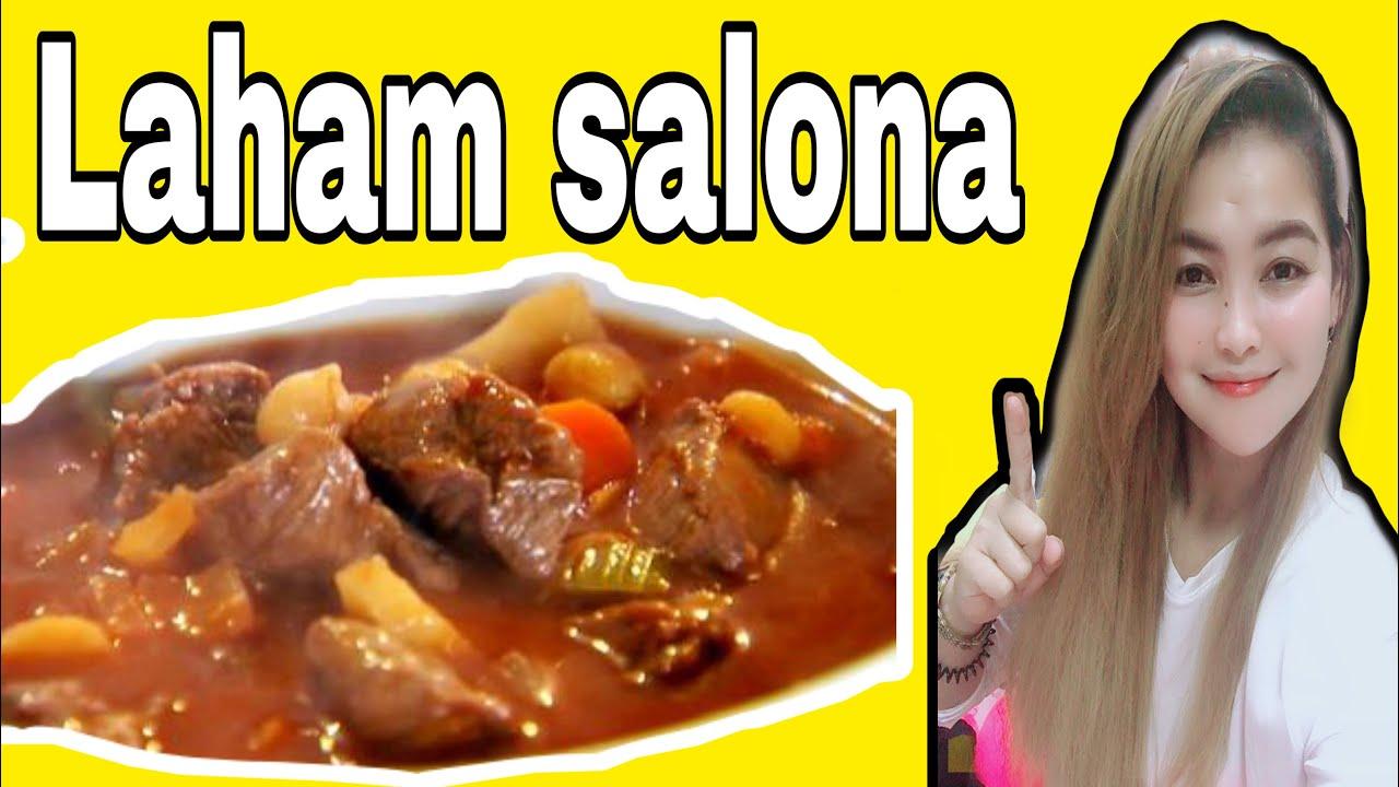 Download Beef /laham salona recipe arabic dish