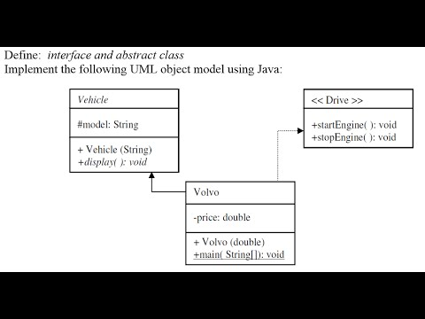 Uml to java program conversion youtube uml to java program conversion ccuart Gallery