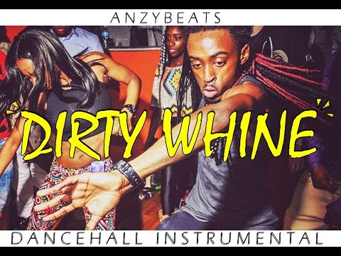 Popcaan x Wizkid Type Beat |Dancehall Instrumental 2017 | Dirty Whine [Prod. by Anzybeats]