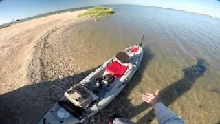 fishing setup for my truck and kayak