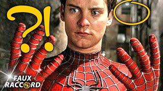 Les (Grosses ?) Erreurs de SPIDER-MAN 1 - Faux Raccord