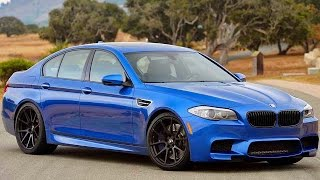 Dinan Engineering F10 BMW M5 S1 Pack 2014 4.4 V8 Biturbo 675 cv 89 mkgf