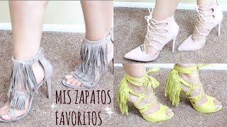 MIS ZAPATOS FAVORITOS (STEVEN MADDEN,CHARLOTTE RUSE) LauritaHernandez