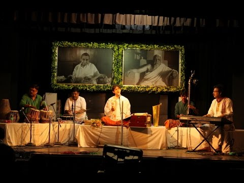 Live at SAIoC - Sounak Chattopadhyay (Rabindra Sangeet, Dwijendrageeti...)
