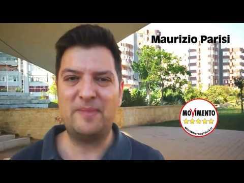 Candidato Lecce 2017 Movimento Cinque Stelle Maurizio Parisi al Consiglio Comunale