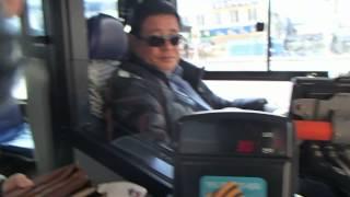 2014年12月04日12時46分 釜山 路線バス1