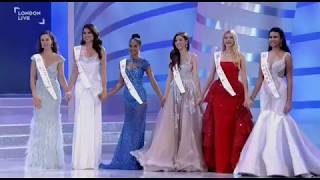 Miss World 2017 - TOP 5