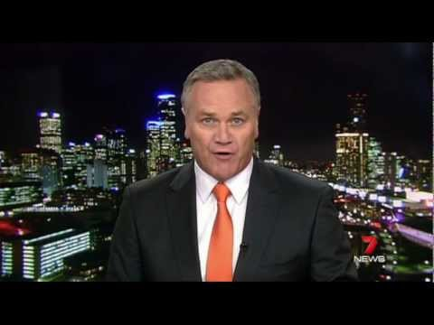 Channel 7 Melbourne News Flash