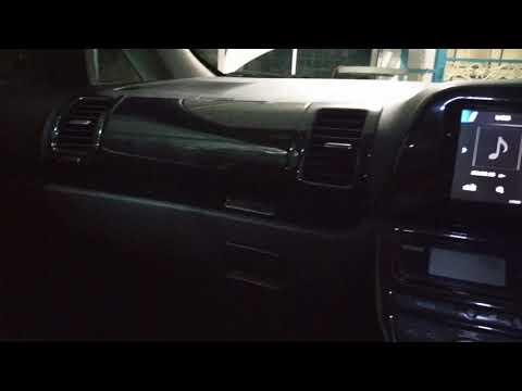 JVC KW-V520BT + Hertz ECX165.5 Speaker : Installation on Toyota Wish 07' with sound test and review
