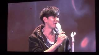 JJ Lin 林俊傑 - Black Keys and talking @ DOTA2 Asia Championship