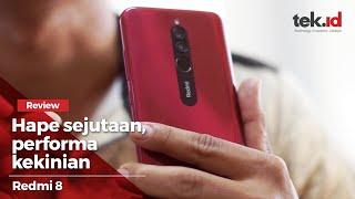 Ngetes Redmi 8 buat main PUBG Mobile