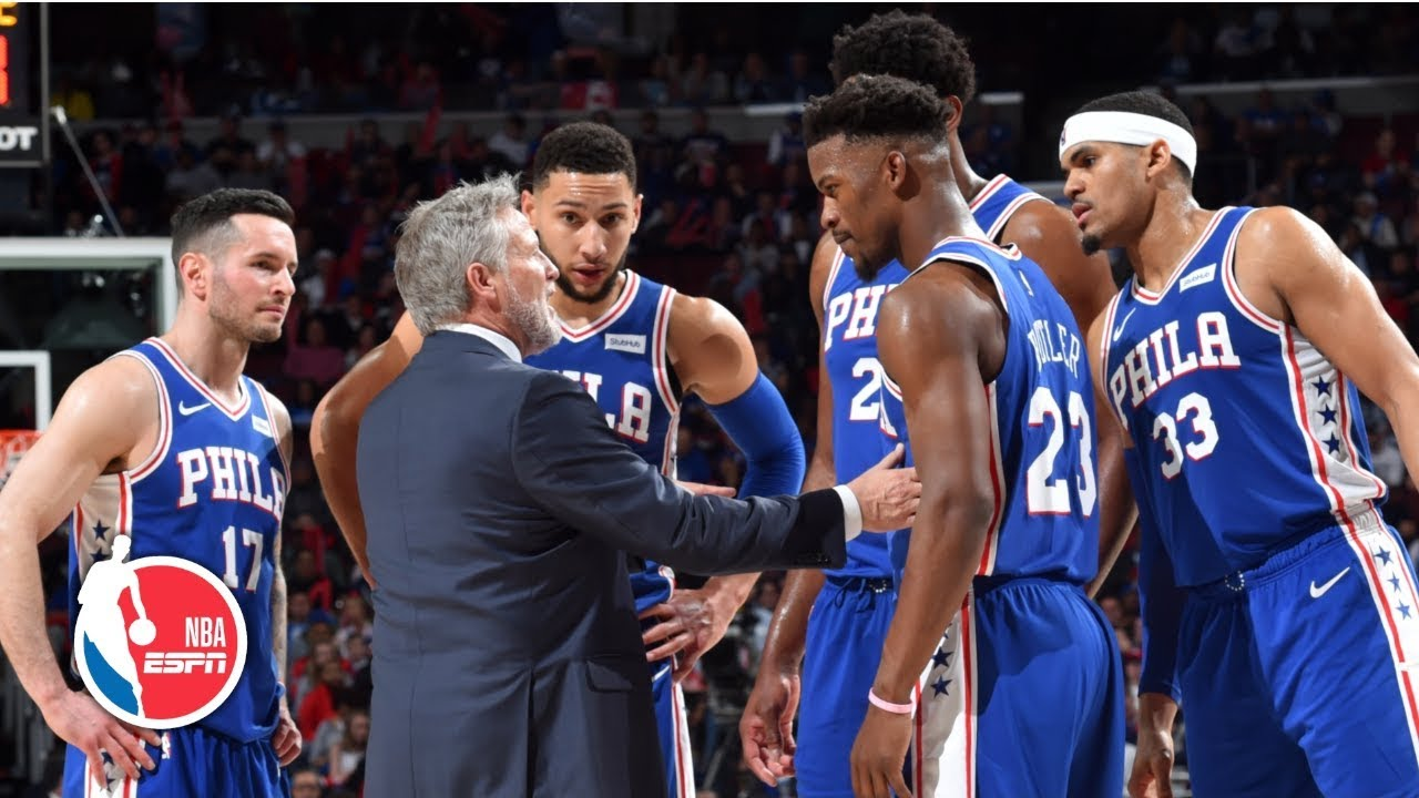 76ers' process is officially 'on pause' after Game 7 loss to Raptors | 2019 NBA Playoffs