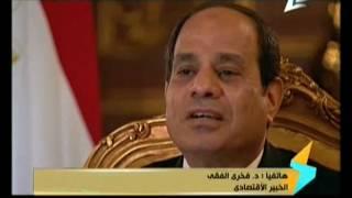 وزير التنمية الإدارية الأسبق: السيسي عوض الشعب غياب الحكومة 20 سنة