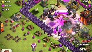 Clash Of Clans - Barbarian King Iron Fist