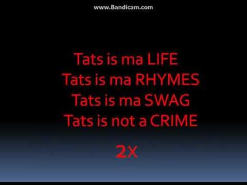 iDos - Tatto Bukan Kriminal (Tats Ain't Crime) Lyric