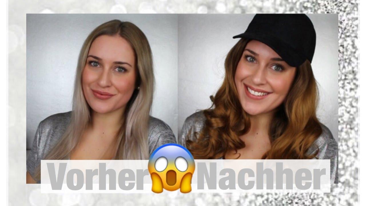 Typveränderung Von Blond Zu Braun Donalovehair Nicolettinisbeautylounge