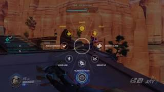 Trying to make friends on Overwatch