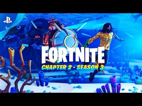 Fortnite Season 3 Trailer