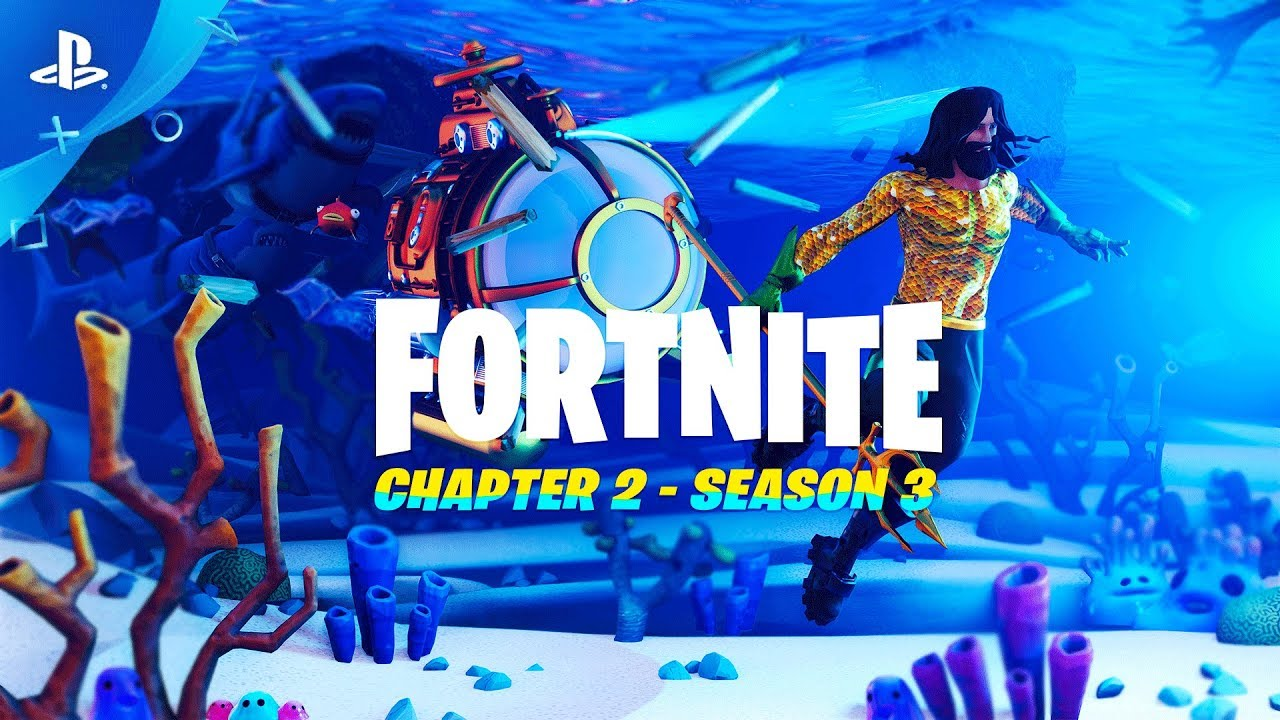 Fortnite Season 3 Trailer - YouTube