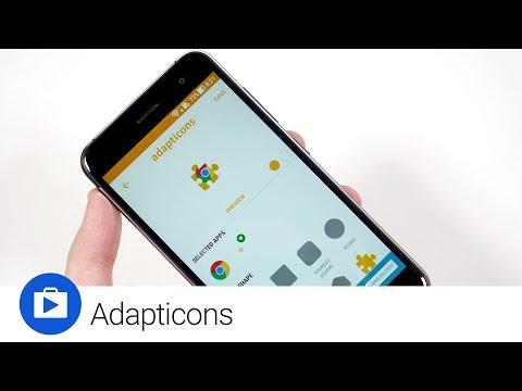 Adapticons (Android aplikace týdne)