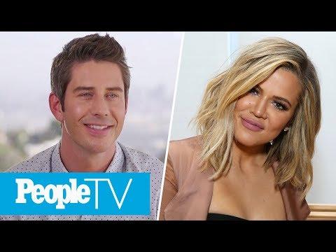 'Bachelor' Arie Luyendyk Jr. Reveals Best Kissing Tips, Khloé Kardashian's Bump Update | PeopleTV