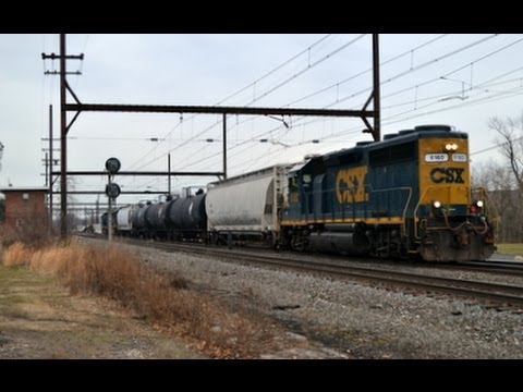 Geeps, AC Power, Coal, Intermodal and More!