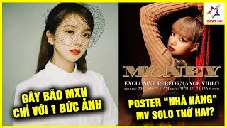 Lisa (BLACKPINK) Tung Poster 'Nhá Hàng' MV Solo Thứ Hai? | KNEWS 24H