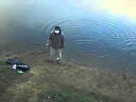 Fishing at lake chabot youtube for Lake chabot fishing
